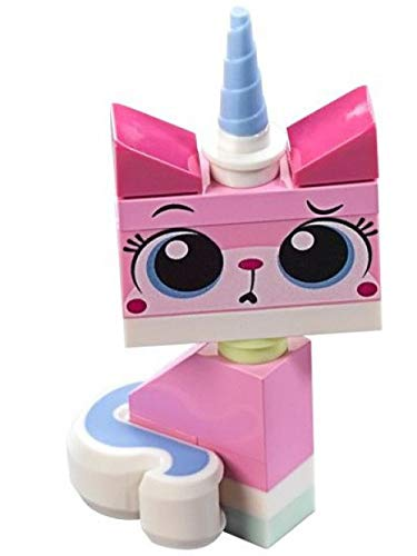 Lego Movie Minifigure: Sad Unikitty
