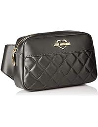 Love Moschino Women's Borsa Quilted Nappa Pu Bag Organiser