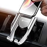 Telefonhalterung Auto vicseed Handyhalterung Auto Handyhalter für Auto Kompatibel iPhone Xs Max XR 8 7 Plus Samsung S8 Plus S7 Huawei HTC
