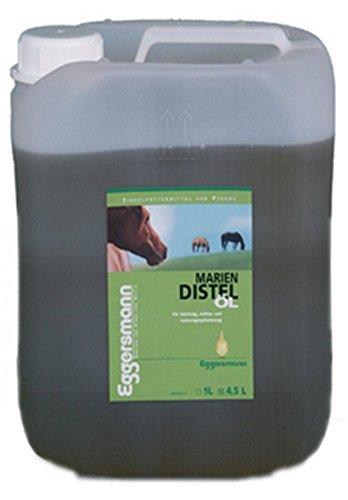 Mariendistel Öl - naturbelassenes Distelöl, kalt gepresst, 4,5ltr