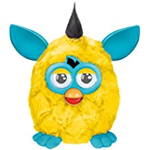 "Hasbro A4060100 - Furby Edition Cool Wild ""gelb-grün"" - deutsche Version"