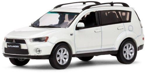 Preisvergleich Produktbild Vitesse 29333 - Sammlermodell Mitsubishi New Outlander, weiß, 1:43