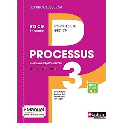 Processus 3 - BTS CG 1re année