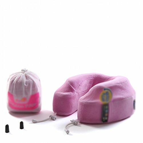 Preisvergleich Produktbild Langsame Rebound Memory Baumwolle Atmungsaktive U - Kissen Hautfreundliche Nackenschutz Reise Kissen Kissen,E