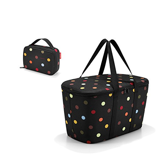 Bella Reisenthel estate Set pz. composto da coolerbag/borsa termica e thermocase/Isotasche im alla parete Dots/Puntini colorati