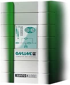 Online Usv Xanto S 1000 Doppelwandler Usv 1000va Weiß Computer Zubehör