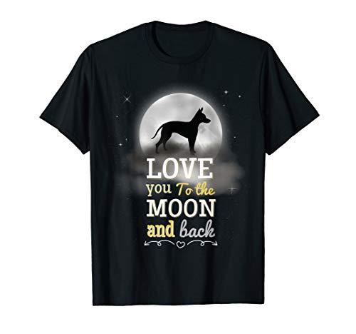 Amerikanischer Nackthund Shirt Hunde Geschenk -