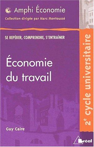 Economie du travail (amphi)