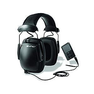 Honeywell 1030111 Howard Leight Noise Blocking Stereo orejeras de protección auditiva – Negro