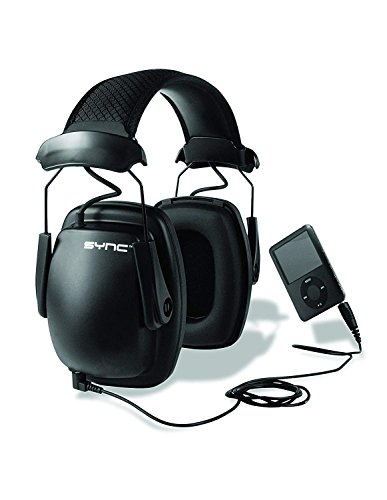 Honeywell 1030111 Howard Leight Casque Antibruit Sync Stereo, SNR 31