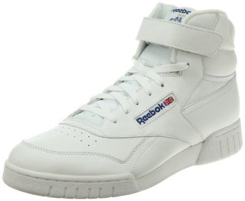 Reebok - Ex-O-Fit Hi, Sneakers unisex, Bianco, 40.5