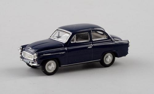 Royal Blue Coupe (Skoda 1964 Octavia Coupe KÖnig Blau Royal Blue 171abd704lc 1/72 Abrex Modellauto Modell Auto)
