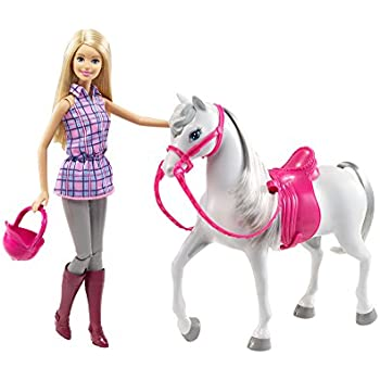 Barbie - DHB68 - Son Cheval