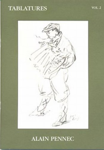 Tablatures Accordéon Diatonique Vol.2 + CD