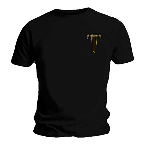 Trivium Official T Shirt Metal Sin and The Sentence Sever Hand of God