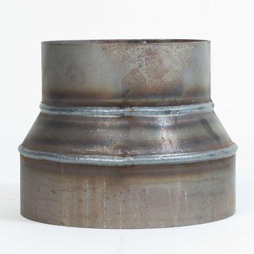 HARK Rauchrohr-Reduzierung Ø 180 mm auf Ø 145 mm Ofenrohr