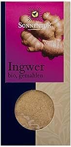 Sonnentor Ingwer gemahlen, 1er Pack (1 x 35 g) - Bio