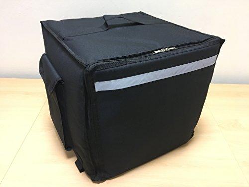 Rucksack für Lebensmittel-Lieferanten, isoliert, für Pizza-Lieferdienst etc., Motorroller-, Motorradlieferanten, T14