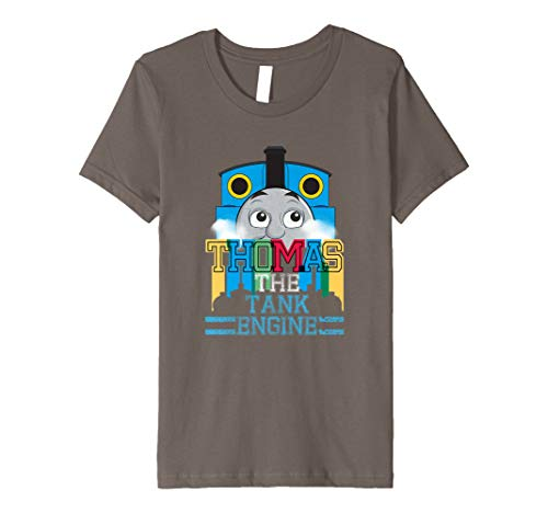 Kinder Thomas T-Shirt, Tank Engine, viele Größen+Farben (Thomas Tank Shirt Engine)