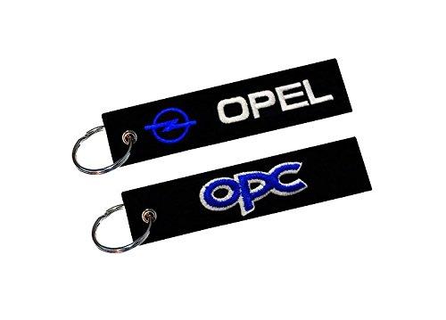 Preisvergleich Produktbild Opel OPC doppelseitiger Schlüsselanhänger