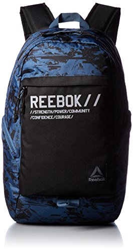 Reebok Motion U Active G Backpac Bolsa de Deporte, Niños, Azul (Brablu), Talla Única