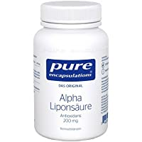 Preisvergleich für Pure Encapsulations Alpha Liponsäure Kapseln, 120 St