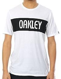 TRI-OAKLEY BOLD T-Shirt 2017 white, S