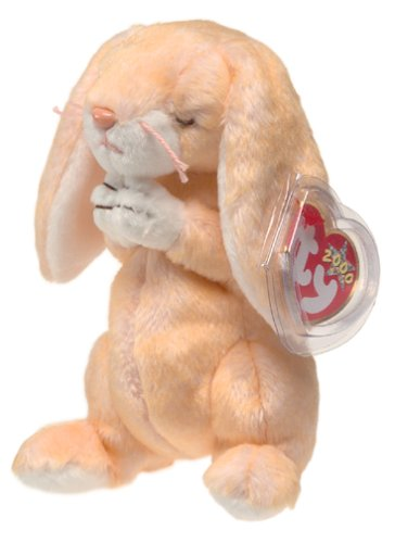 ty-beanie-baby-grace-betender-hase-2000