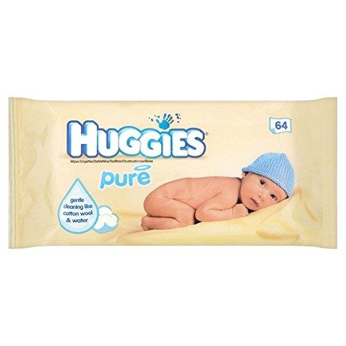 Huggies Puro Bebé Toallitas (64)