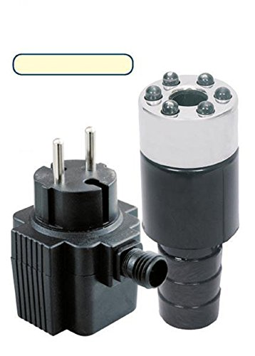 Seliger LED-Quellstein Beleuchtungstechnik Quellstar 600 LED,warmweiss