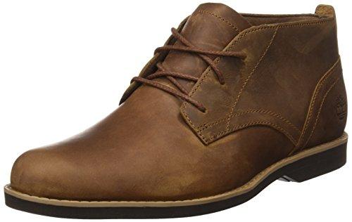 Timberland Herren Stormbuck Lite Chukka Boots, Braun (Wood thrush), 44.5 EU (Herren Leder Chukka)