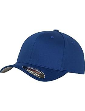 Flexfit 6277, Gorra para Unisex Adultos, Azul (Royal), XXL