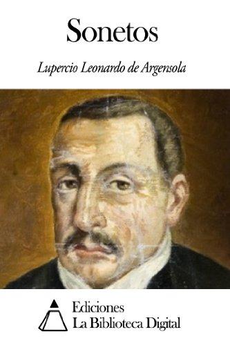 Sonetos por Lupercio Leonardo de Argensola