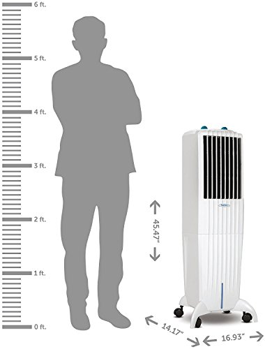 Symphony Diet 35T 35-Litre Air Cooler (White)