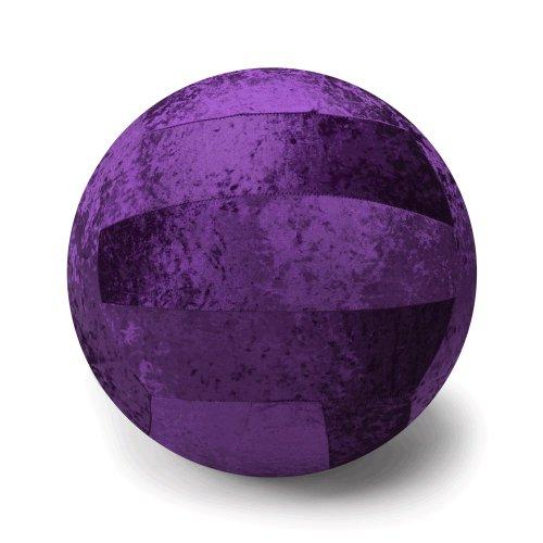 gaiam-balance-ball-chair-cover-plum