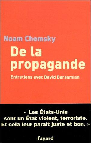 De la propagande