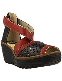 Y Zapatos Fly Para Amazon London Sandalias Mujer es Chanclas fzII4npH