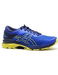 asics Gel-Kayano 25 Shoes Men Asics Blue/Lemon Spark Schuhgröße US 8 | EU 41,5 2019 Laufsport Schuhe