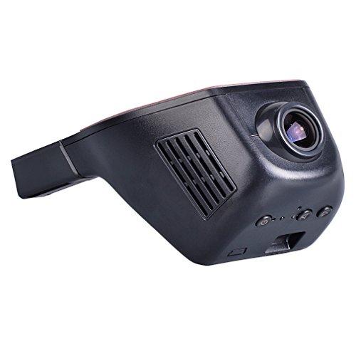 Sincere 1080P 140gradi HD Shooting Smart tachigrafo WiFi Connect HD registratore di guida fg-c40