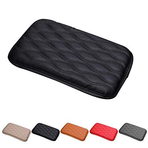 Universal Car Armrest Box Cover, erhöht Pad Armlehne Box Pad Zentrale Handpad Handauflage Abdeckung Auto Armlehne Box Kissen -