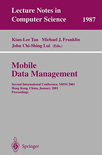 mobile-data-management-2nd-international-conference-mdm-2001-hong-kong-china-january-2001-proceeding