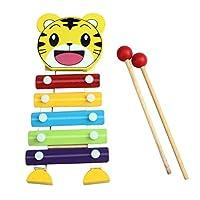 Transer oyuncak Kids-Musical 5-NOTE Xylophon ahşap enstrümanı bilgelik-çocuk müzik gelişimi Gym oyuncak için hediye