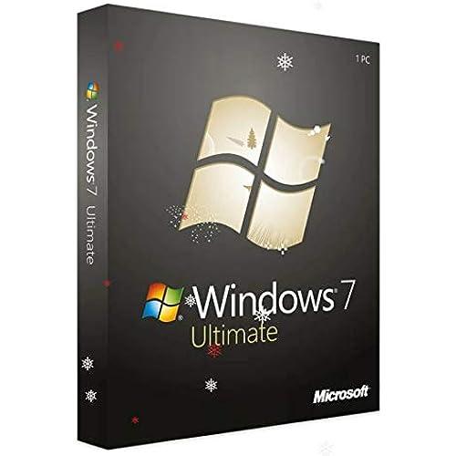 Windows 7 Ultimate Key Licenza elettronica / spedizione Immediata / Fattura / Assistenza 7 su 7