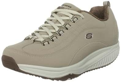 Skechers Shape-ups XF Energy Blast 12321 STBR, Damen Sneaker, Grau (STBR), EU 36.5
