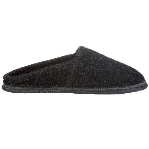 Pantoffeln Grau erwachsene Kitz 2992 kohle Virgen Unisex pichler R8BnP6