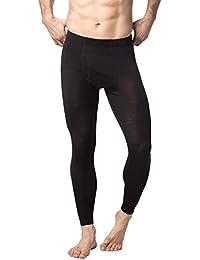 LAPASA Pantalón Térmico ULTRA-WARM para Hombre de Lana Merina