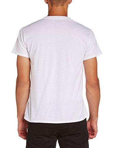 Football Fan, Maglietta Uomo bianco (White)