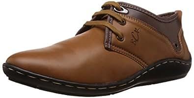 Buckaroo Men's Amoldo Tan Sneakers - 12 UK