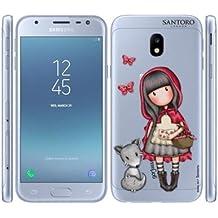 Gorjuss GJFM031 - Funda TPU para Samsung Galaxy J3