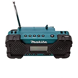 MR051 Makita Radio de chantier Batterie Li-Ion 10,8 V